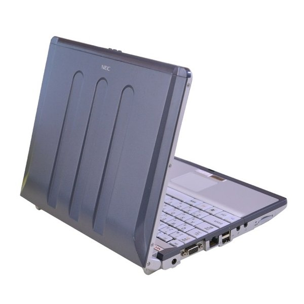 中古パソコン Windows XP NEC VersaPro VY10A/C-5 Core2Duo1.06Ghz メモリ2GB HDD80GB 外付けDVDコンボ付き 小型軽量モデル Office (L14xcc) 3ヵ月保証|gtech|02