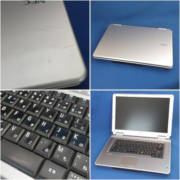 中古パソコン 訳あり値下げ商品 Windows7 NEC VersaPro VY24G/D-9 Core i5-2.4Ghz メモリ2GB HDD160GB DVDマルチ 無線LAN Office (P88amwiw) 3ヵ月保証|gtech|03