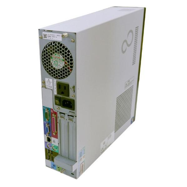 中古パソコン Windows7 64bit 富士通 ESPRIMO D581/C 第2世代型Core i3-3.1Ghz メモリ4GB HDD250GB DVDROM Office [17インチ液晶付] / 3ヵ月保証|gtech|02
