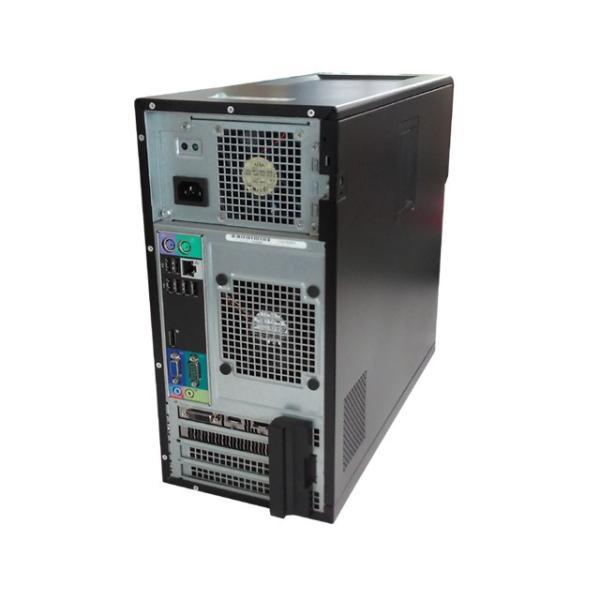 ゲーミングPC 中古パソコン Microsoft Office搭載 Windows7 64bit DELL Precision T1600 Xeon-E3-1225 メモリ8GB HDD250GB DVDマルチ GTX1050 [本体のみ] gtech 03