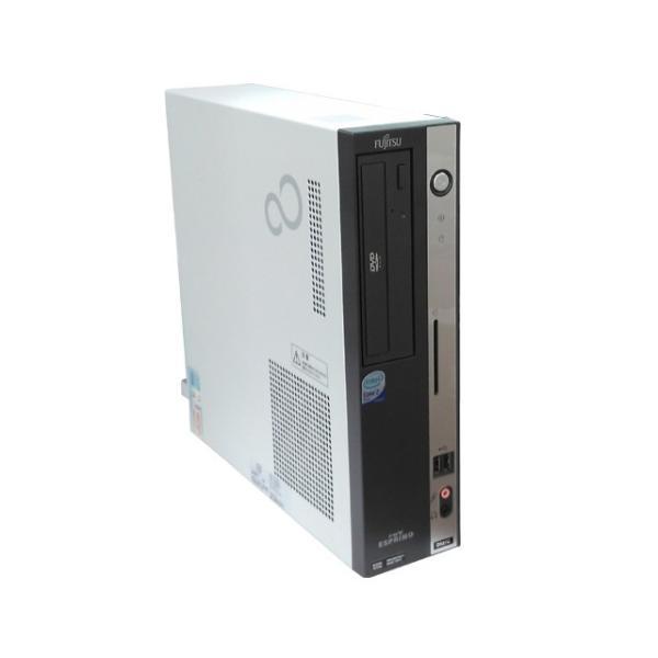 中古パソコン Microsoft Office搭載 Windows XP 富士通 FMV-D5270 Core2Duo2.66Ghz メモリ2GB HDD80GB DVDROM [本体のみ] / 3ヵ月保証|gtech|02