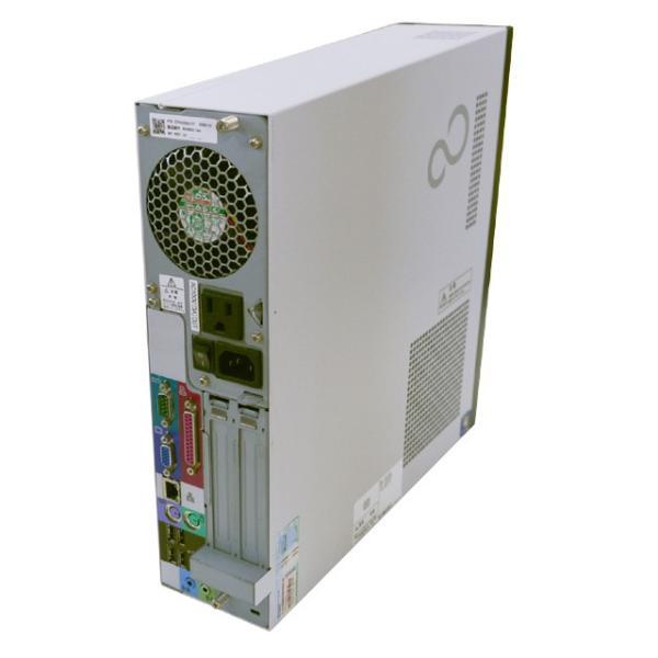 中古パソコン Microsoft Office搭載 Windows7 富士通 FMV-D5295 Celeron1.8Ghz メモリ2GB HDD160GB DVDROM [本体のみ] (Z80zof) 3ヵ月保証|gtech|02