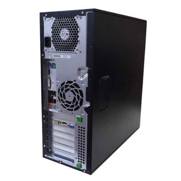中古パソコン HP Workstation Z200 [GeForce GT630グラフィック] Core i3-3.06Ghz メモリ4GB HDD250GB DVDマルチ [17インチ液晶付] (Z89aL17) 3ヵ月保証|gtech|02