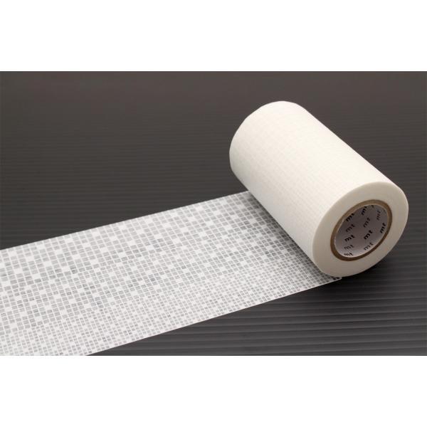 カモ井加工紙 mtCASA Shade シェード 貼るカーテン 目隠し 紫外線カット 窓用遮光用テープ mt CASA Shade レース・四角 MTCS9011