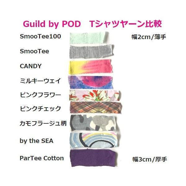 Tシャツヤーン カモフラージュ柄 パステル系 200g|guild-yarn|05