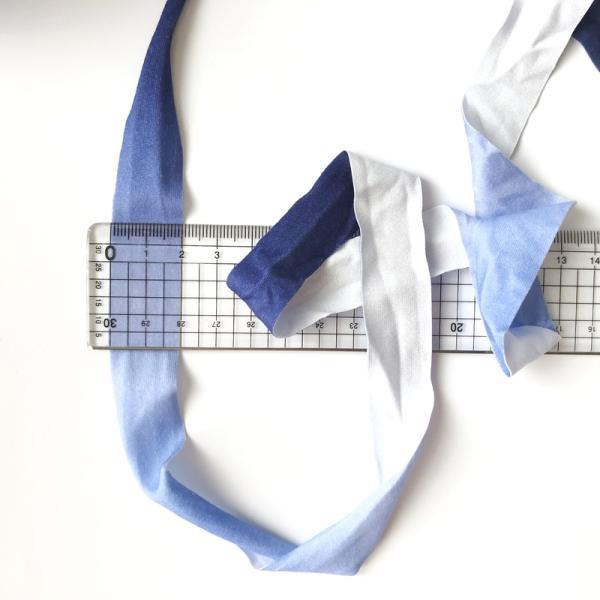 Tシャツヤーン プリントタイダイ 100g|guild-yarn|06