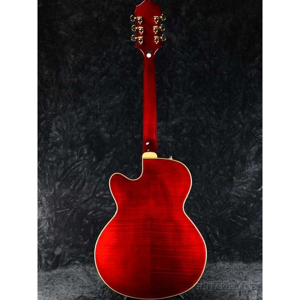Epiphone Joe Pass Emperor II Pro Wine Red《エレキギター