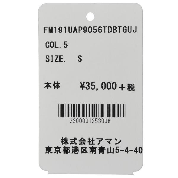 Finamore(フィナモレ)MILOSミロス ウォッシュドコットンリネンツイルソリッドオープンカラーシャツ P9056 11091009039|guji|19