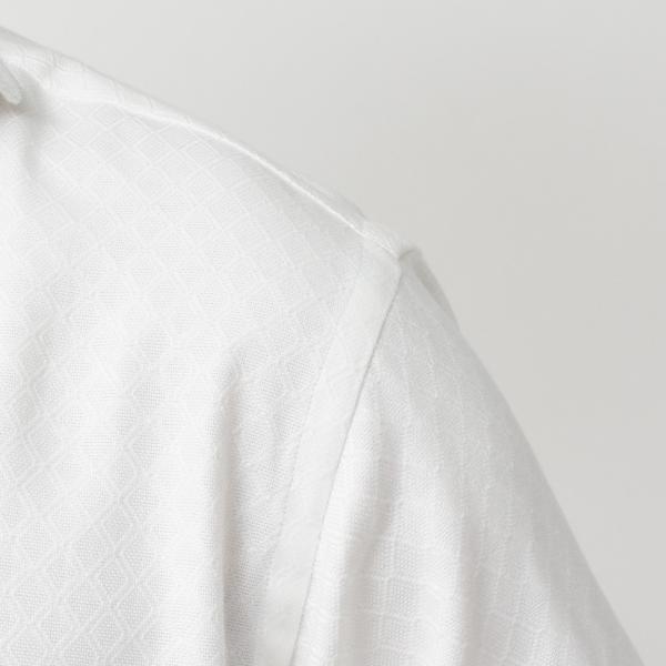Giannetto(ジャンネット)コットンダイヤドビーカプリシャツ AG720SUM84 11091014109|guji|05