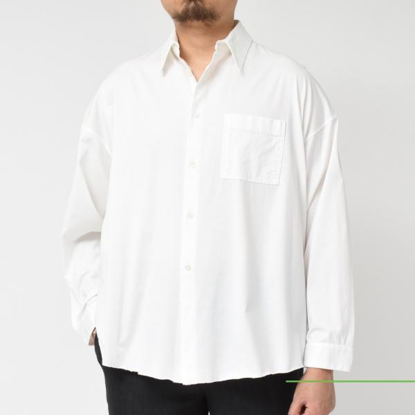 MARNI(マルニ)コットンカットソーレギュラーカラーシャツ CUMU0046 11091402138|guji|02