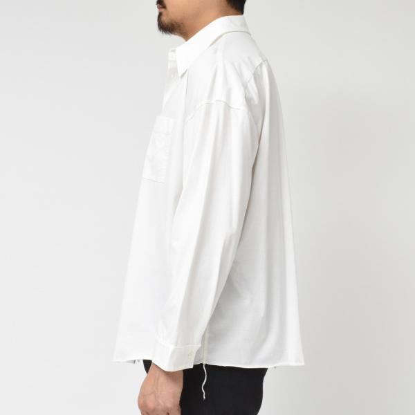 MARNI(マルニ)コットンカットソーレギュラーカラーシャツ CUMU0046 11091402138|guji|04