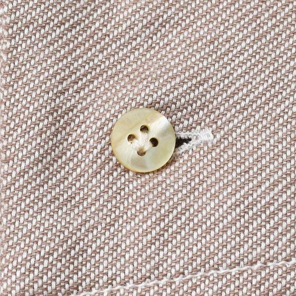 Bagutta(バグッタ)コットンダイアゴナルフランネルソリッドハイネックシャツ NECK GBL/09553 11092001054|guji|13