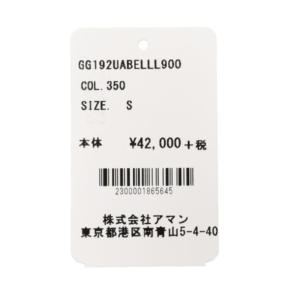 THE GIGI(ザ ジジ)BELL コットンネルタータンチェックオープンカラーシャツジャケット L900 11096400039|guji|10