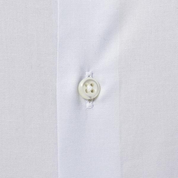 GUY ROVER(ギ ローバー)コットンツイルソリッドワイドカラークレリックシャツ W2530/582102 11191201027|guji|07