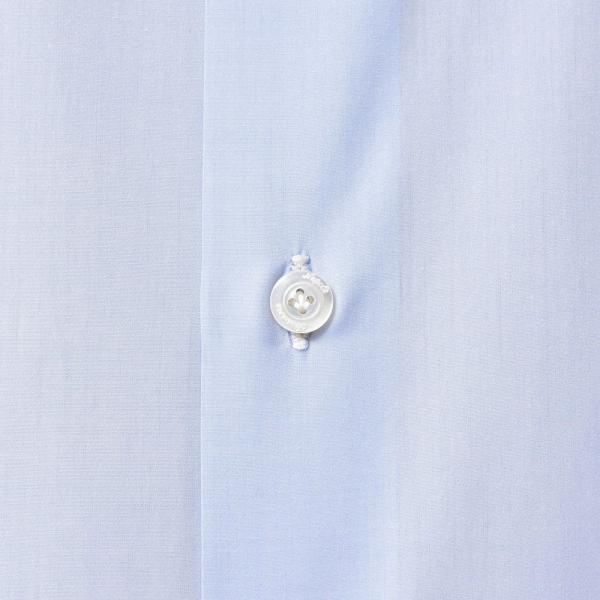 Finamore(フィナモレ)VITTORIOヴィットリオ/MILANOミラノ コットンブロードソリッドセミワイトカラーシャツ P9078 11191201039◇◇|guji|13