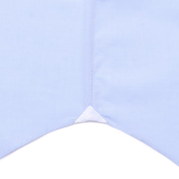 Finamore(フィナモレ)VITTORIOヴィットリオ/MILANOミラノ コットンブロードソリッドセミワイトカラーシャツ P9078 11191201039◇◇|guji|14
