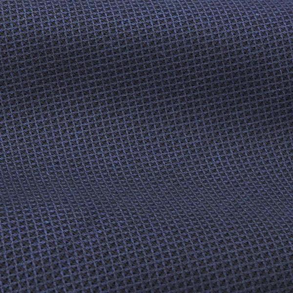 Finamore(フィナモレ)VITTORIOヴィットリオ/MILANOミラノ コットンメッシュソリッドセミワイドカラーシャツ P9176 11191204039|guji|09