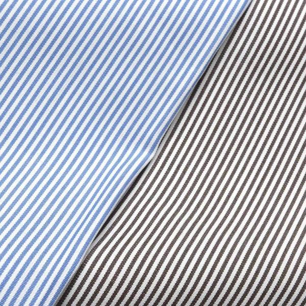 BARBA(バルバ)406 コットンブロードストライプワイドカラーシャツ I/5824/U 11191211022|guji|15