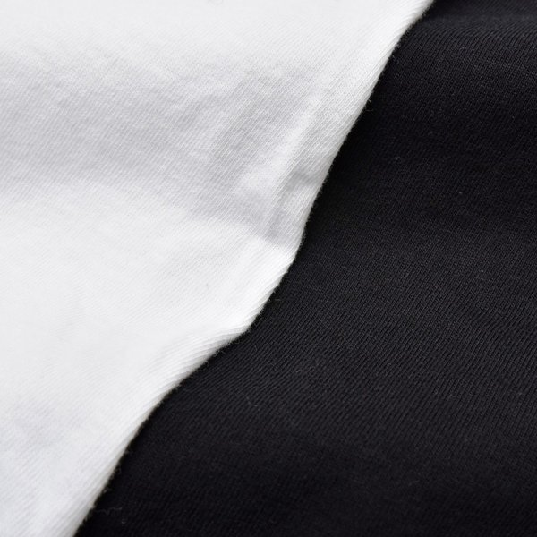 mando(マンドー)コットンプリントS/Sカットソー 9196-008 12191401037|guji|12