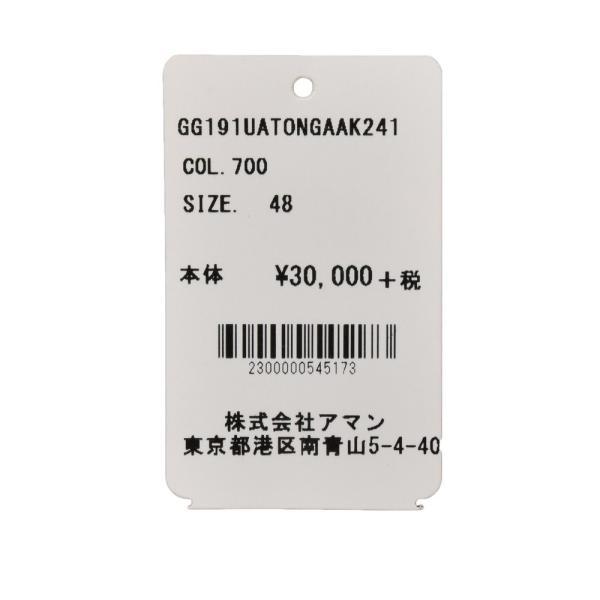 【MORE VARIATION FAIR】THE GIGI(ザ ジジ)TONGA-Aコットンリネンシアサッカー1Pテーパードパンツ K24 13095400039|guji|10