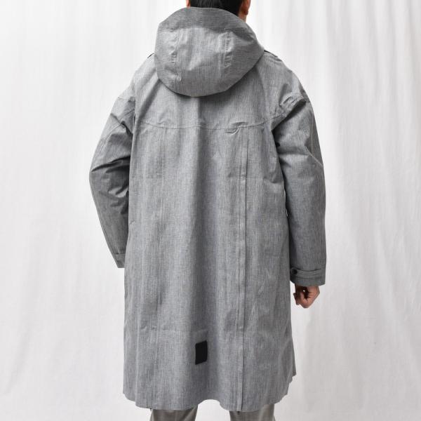 Norwegian Rain(ノルウェージャンレイン)リサイクルポリエステルメランジフーデッドコート PRAGUE/426-9152956 14191401106◇◇|guji|04
