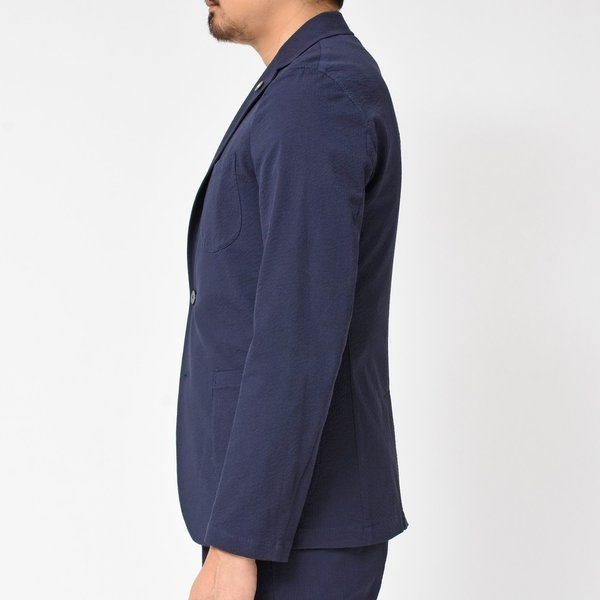 Giannetto(ジャンネット)コットンシアサッカー2Bシャツジャケット AG280JK 17091000109|guji|12
