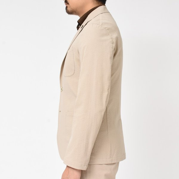 Giannetto(ジャンネット)コットンシアサッカー2Bシャツジャケット AG280JK 17091000109|guji|05