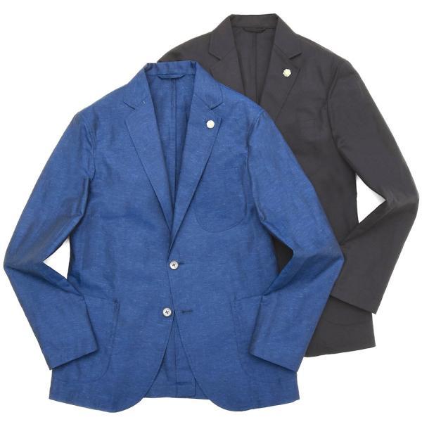 【SALE30】Giannetto(ジャンネット)コットンリネンソリッド2Bシャツジャケット AG835JK 17091001109◇◇|guji