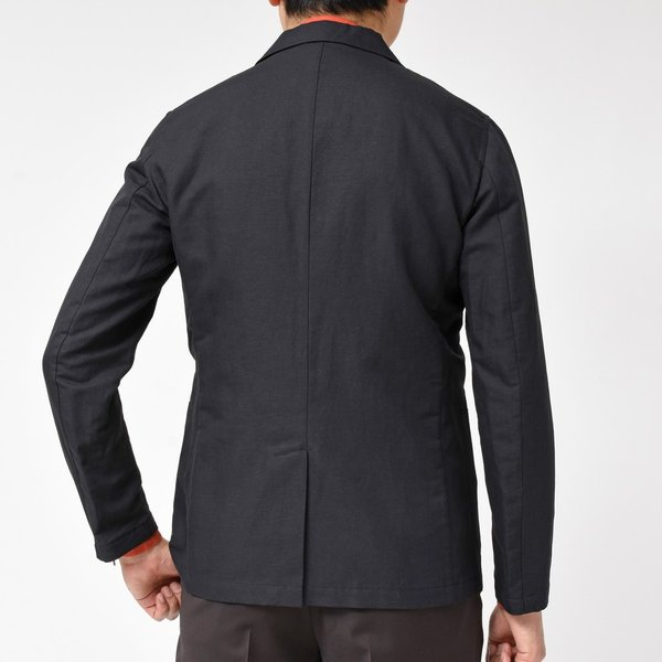 【SALE30】Giannetto(ジャンネット)コットンリネンソリッド2Bシャツジャケット AG835JK 17091001109◇◇|guji|11