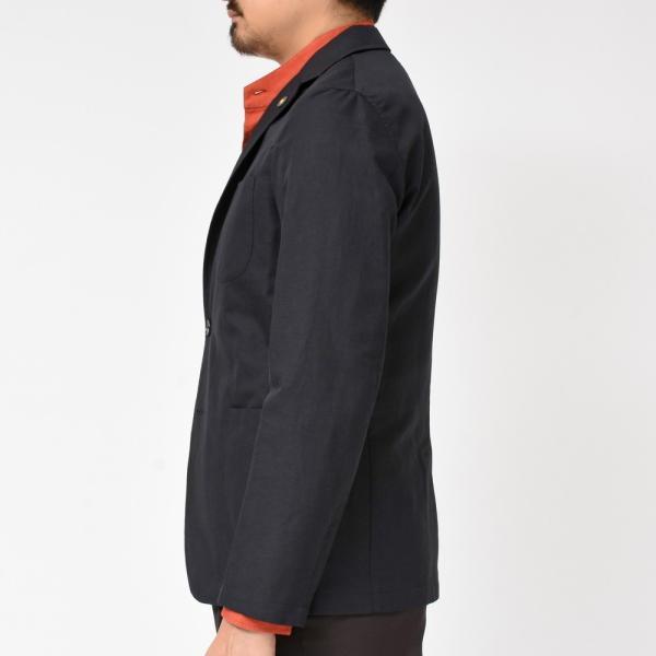 【SALE30】Giannetto(ジャンネット)コットンリネンソリッド2Bシャツジャケット AG835JK 17091001109◇◇|guji|12