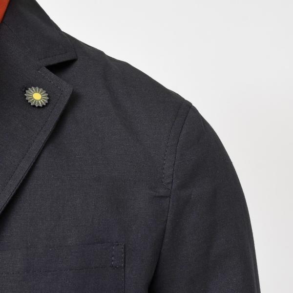 【SALE30】Giannetto(ジャンネット)コットンリネンソリッド2Bシャツジャケット AG835JK 17091001109◇◇|guji|13