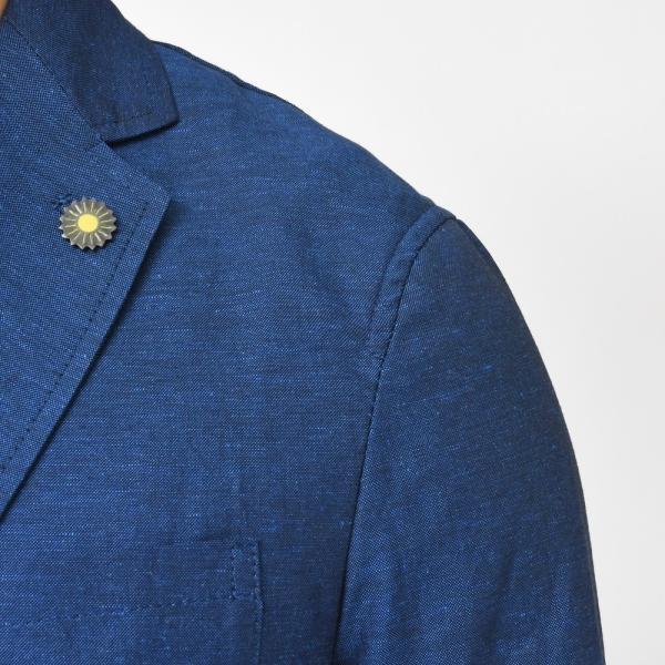 【SALE30】Giannetto(ジャンネット)コットンリネンソリッド2Bシャツジャケット AG835JK 17091001109◇◇|guji|06