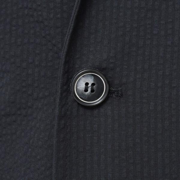 【SALE30】Giannetto(ジャンネット)コットンシアサッカーソリッド6Bダブルシャツジャケット AG300JKW 17091003109|guji|07