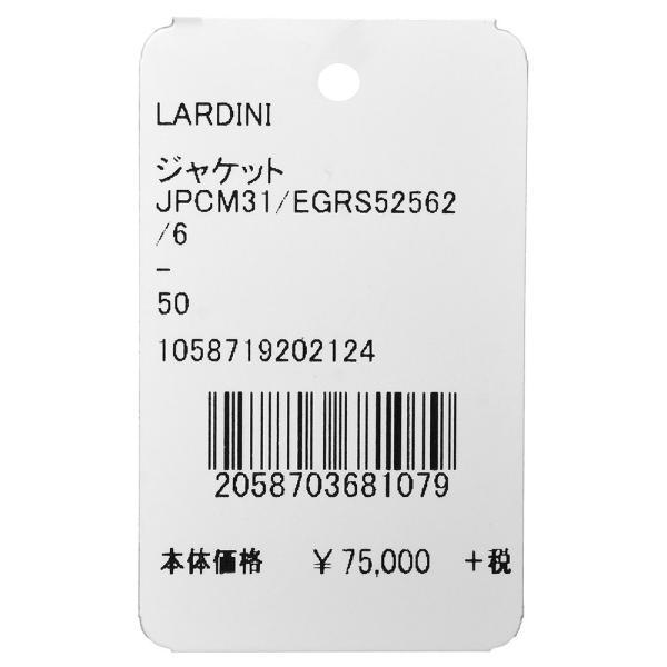 LARDINI(ラルディーニ)コットンシアサッカーソリッド4Bダブルジャケット JPCM31/EGRS52562 17091012022|guji|12