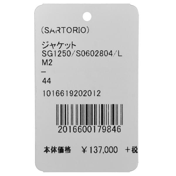 Sartorio(サルトリオ)ウールリネンヘリンボーン3Bジャケット LM/SG1250/S0602804 17091014022|guji|11