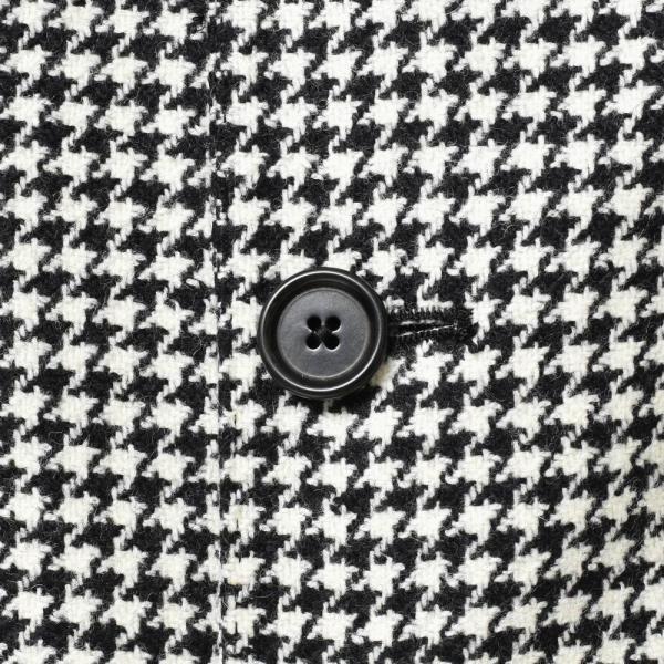 De Petrillo(デ ペトリロ)ウールカシミアライトツィードハウンドトゥース3Bジャケット NAPOLI/POSILLIPO TW20141F 17096004082|guji|07