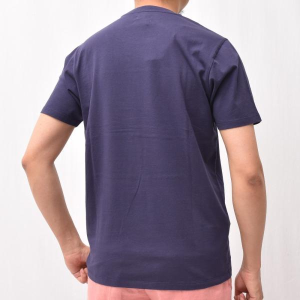 JACOB COHEN(ヤコブ コーエン)J4063 ウォッシュドコットンデニムパッチS/S Tシャツ 76145/1107-L 52195005052 guji 03