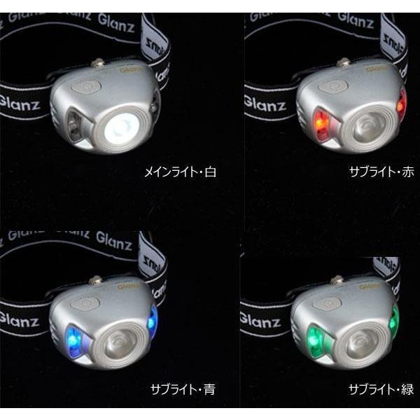 YAZAWA(ヤザワコーポレーション) LEDセンサーヘッドライト Y06GHP01SV