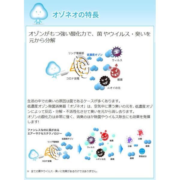 maxell OZONEO オゾネオ 低濃度オゾン除菌消臭器 1〜8畳程度 ピンクシルバー・MXAP-AR201PS