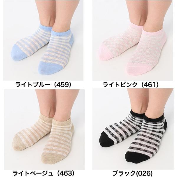 セール 特価 GUNZE(グンゼ)/COOLMAGIC(クールマジック)/スニーカー丈ソックス(婦人靴下)/CGH506 gunze 02