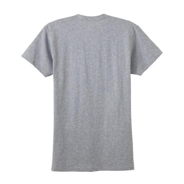 GUNZE(グンゼ)/BODY WILD(ボディワイルド) /オーガニックコットン シームレス VネックTシャツ(メンズ)/BWL215A/M〜LL|gunze|07
