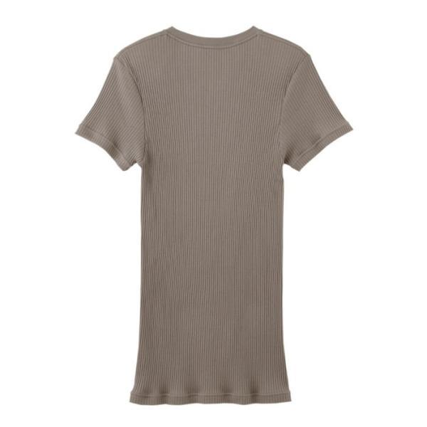 GUNZE(グンゼ)/BODY WILD(ボディワイルド)/【プレミアムライン】VネックTシャツ(V首)(紳士)/BWN015P|gunze|13