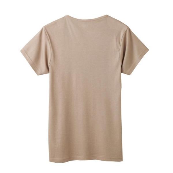 グンゼ YG Tシャツ V首 吸汗速乾 ドライ DRY&DEO GUNZE/VネックTシャツ(紳士)/年間シャツ/YV0115N gunze 06