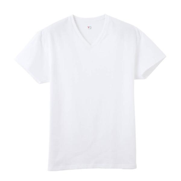 GUNZE(グンゼ)/YG/VネックTシャツ(V首)(紳士)/YV0515|gunze|03