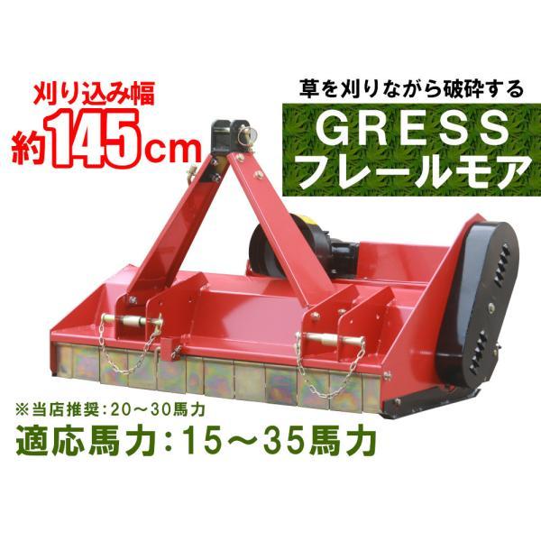 GRESS フレールモア GRS-FM145...