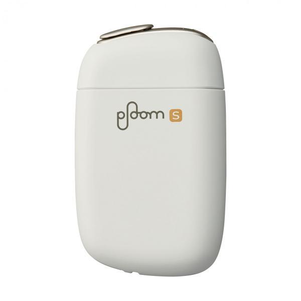プルームエス プラス PloomS ブラック ホワイト スターターキット 加熱式 電子タバコ 製品未登録 JT |gurobaru|02