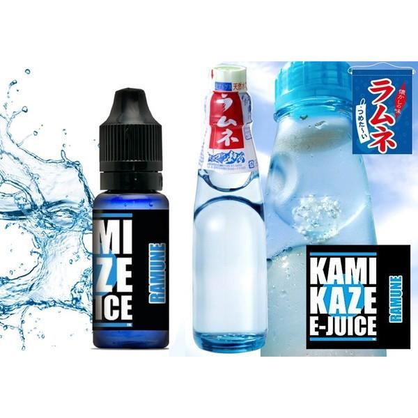 電子タバコ リキッド プルームテック ベイプ カミカゼ KAMIKAZE スーパーハードメンソール 23種類から選べます  国産 15ml 神風|gurobaru|02