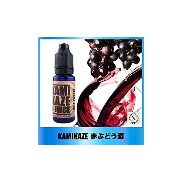 プルームテック再生 補充 リキッド 電子タバコ ベイプ カミカゼ KAMIKAZE スーパーハードメンソール 23種類から選べます  国産 15ml 神風|gurobaru|10