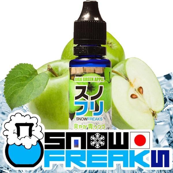 プルームテックプラス リキッド 再生 電子タバコ  ベイプ メガマスカット6種類から選べます  スノーフリークス SNOWFREAKS 20ml 正規品 gurobaru 04
