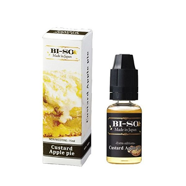 プルームテック再生 補充 リキッド 電子タバコ ベイプ グリーンアップルメンソール 15ml BISO 26種類から選択可能 国産 vape gurobaru 10